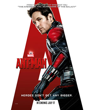 Win exclusive tickets to the European Premiere of Marvel's Ant-Man!
