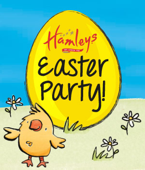 Hamleys Easter Party