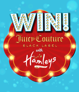 WIN! with Hamleys