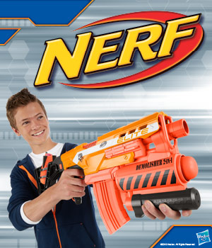Nerf Whats On