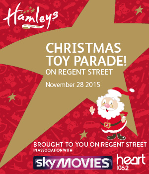 Elf at Hamleys image